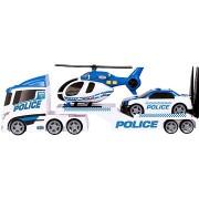 Teamsterz rendőrségi helikopterszállító hanggal és világítással