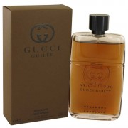 Gucci Guilty Absolute Eau De Parfum Spray 3 oz / 88.72 mL Men's Fragrances 537519