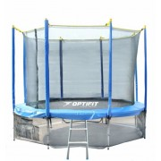 Батут OPTIFIT 16ft Like Blue / Green