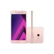 Smartphone Samsung Galaxy A5 Dual Chip Android 6.0 Tela 5,2 Octa-Core 1.9GHz 64GB 4G Câmera 16MP - Rosa