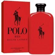 Ralph lauren polo red 200 ml eau de toilette edt spray profumo uomo