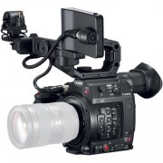 Canon EOS C200 - Videocamera Professionale - Attacco EF - 2 Anni di Garanzia in Italia