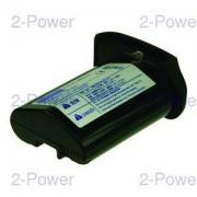 2-Power Digitalkamera Batteri Canon 11.1v 2200mAh (LP-E4)
