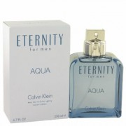 Eternity Aqua For Men By Calvin Klein Eau De Toilette Spray 6.7 Oz