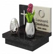 Verbena Grafset Lantaarn + Vaas + Verdeler Matzilver, brons, zilver of rookzilver