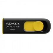 ADATA UV128 USB 3.0 32GB AUV128-32G-RBY negro / amarillo