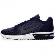 Tenis Nike Air Max Sequent 2 - 852461406 - Azul Marino - Hombre