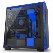 NZXT Caja SemiTorre H700i ATX Matte Black/Blue