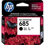 HP 685 Black Ink Cartridge (Black)
