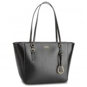 Дамска чанта LAUREN RALPH LAUREN - Shopper 431687508001 Medium Black