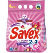 Savex 4Kg 2in1 Color