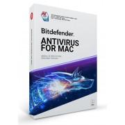 BITDEFENDER Antivirus 2018 pentru Mac, 1 PC, 1 an, Retail Box