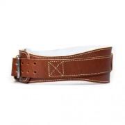 SCHIEK GEAR Leather Belt Natural L2004 - VitaminCenter