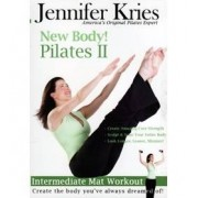 Sissel DVD Jennifer Kries New Body! Pilates II, inglese