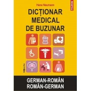 Dictionar medical de buzunar german-roman/roman-german. (Editia a II-a)