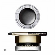 Clarins Gel Eyeliner Waterproof With Brush N. 01