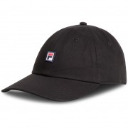 Шапка с козирка FILA - Dad Cap Strap Back 686004 Black 002
