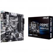 Matična ploča Asus PRIME Z390M-PLUS Baza Intel® 1151v2 Faktor oblika Micro-ATX Set čipova matične ploče Intel® Z390