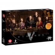 puzzle Vikingové - Ragnar's Court - WIMO11507