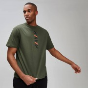 Myprotein MP Rest Day Men's Graphic T-Shirt - Army Green - L