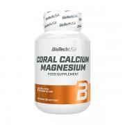 Biotech Coral Calcium-Magnesium 100 tabletta
