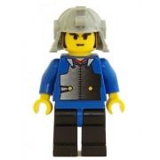 Lego Castle Minifigure: Blue Ninja Samurai by LEGO