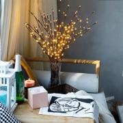 LED Träd med batteri