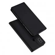 Husa carte flip wallet Dux Ducis pentru Huawei Honor 10 lite, negru