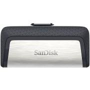 SanDisk Ultra Dual C-típusú USB 16 GB