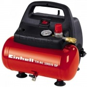 Compresor Einhell Th-Ac 190/6 Of 4020495 1100 W, 230 V, 139 L / Min