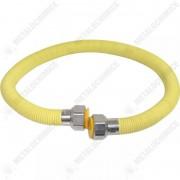 Racord flexibil gaz 1/2 nr.2, 75-150 cm