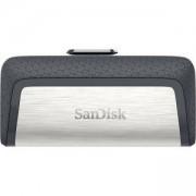 Флаш памет USB SanDisk Ultra Dual Drive USB Type-C, 16GB, SD-USB-DDDC2-016G-G46