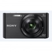Sony Cyber-Shoot DSC-W830 20MP Preta