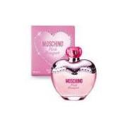 Perfume Moschino Pink Bouquet Feminino Eau de Toilette 100ml