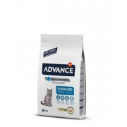 Advance Cat STERILIZED TURKEY & RICE - 3Kg (8012)