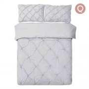 Queen 3-piece Quilt Cover Set Grey