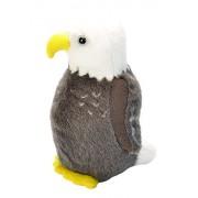 Wild Republic Audubon II Bald Eagle Plush
