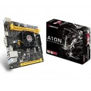 Tarjeta Madre BIOSTAR A10N-9630E Radeon R5 A10 9630P Quad Core Mini ITX