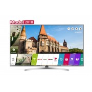 Televizor LCD LG 70UK6950PLA, Smart TV, 177 cm, 4K Ultra HD, Wi-Fi, Negru/Argintiu