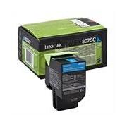 Lexmark 802SC toner cian