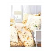Estella 2-teilige Bettwäsche-Garnitur ca. 135x200cm Estella gelb