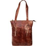 Bagged for Good BFG015LB Shoulder Bag(Brown, 9 L)