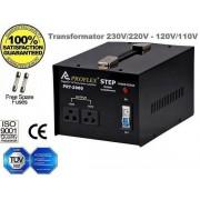 Transformator 220V la 120V/110V 1500W electronice din USA