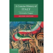 A Concise History of Italy, Paperback