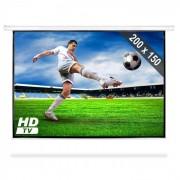"FrontStage Pantalla de cine en casa para proyector HDTV 200x150cm 4:3 (PS-PSAC-100"")"