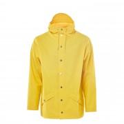 Rains Jacket Regenjas XXS/XS yellow