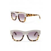 Stella McCartney 49mm Square Sunglasses RTHNM-AVNA-GREY