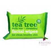 Xpel - Tea Tree Cleansing Facial Wipes (1ks) - Törlőkendő