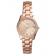 Fossil ES4318 Scarlette Three-Hand - horloge