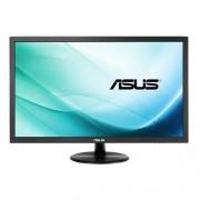 """Monitor ASUS VP247TA 24""""W VA LED 1920x1080 Full HD 100mil:1 5ms 250cd DVI D-Sub čierny"""